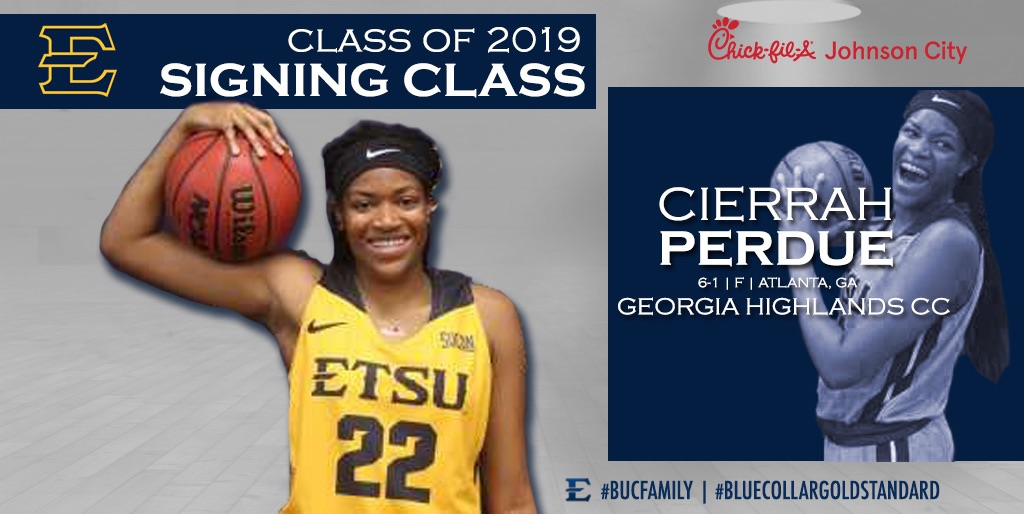 Ezell announces the signing of Cierrah Perdue