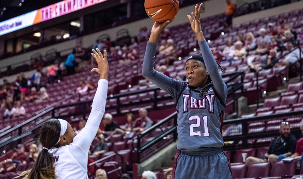 Women's Basketball adds Jasmine Sanders from Troy