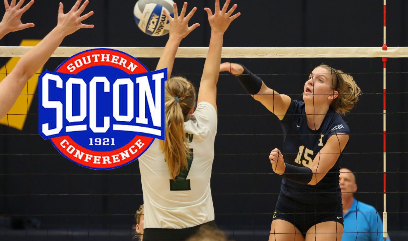 Milhorn named SoCon Offensive Player of the Week