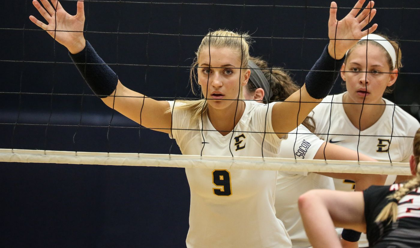 Volleyball opens SoCon play with a 3-2 loss at Furman