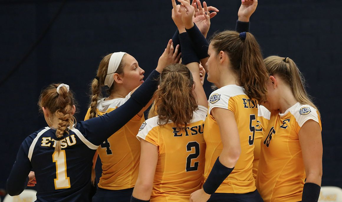 Volleyball set to host a pair of SoCon matches this weekend