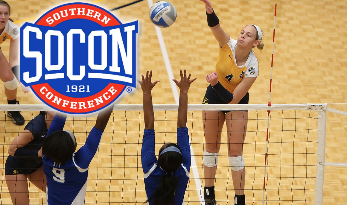 Briana Allmon named SoCon Offensive Player of the Week
