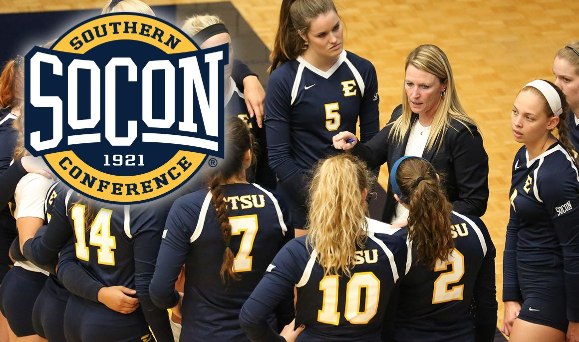 Allmon named SoCon Player of the Year; Three Bucs earn All-SoCon honors