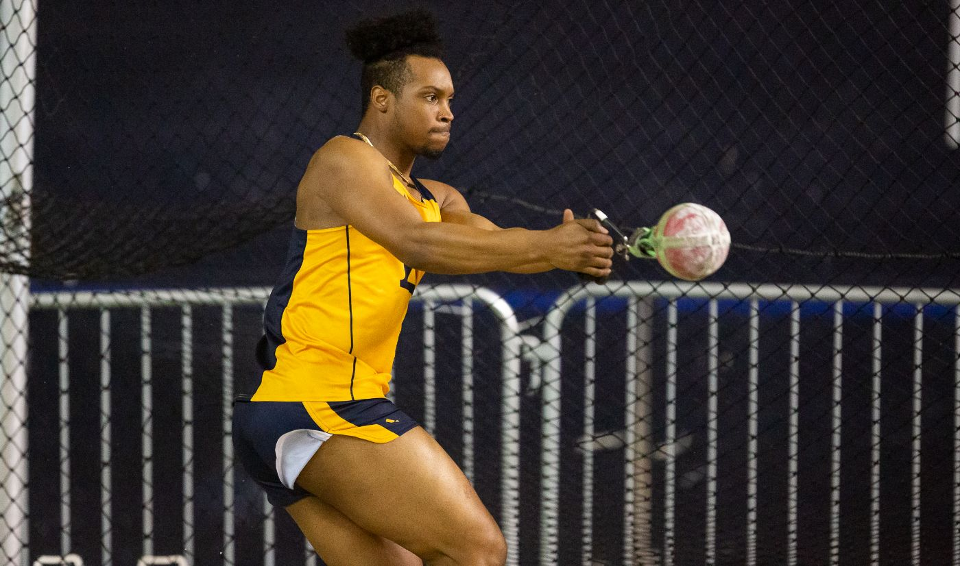 Track and field starts strong at Buccaneer Invitational