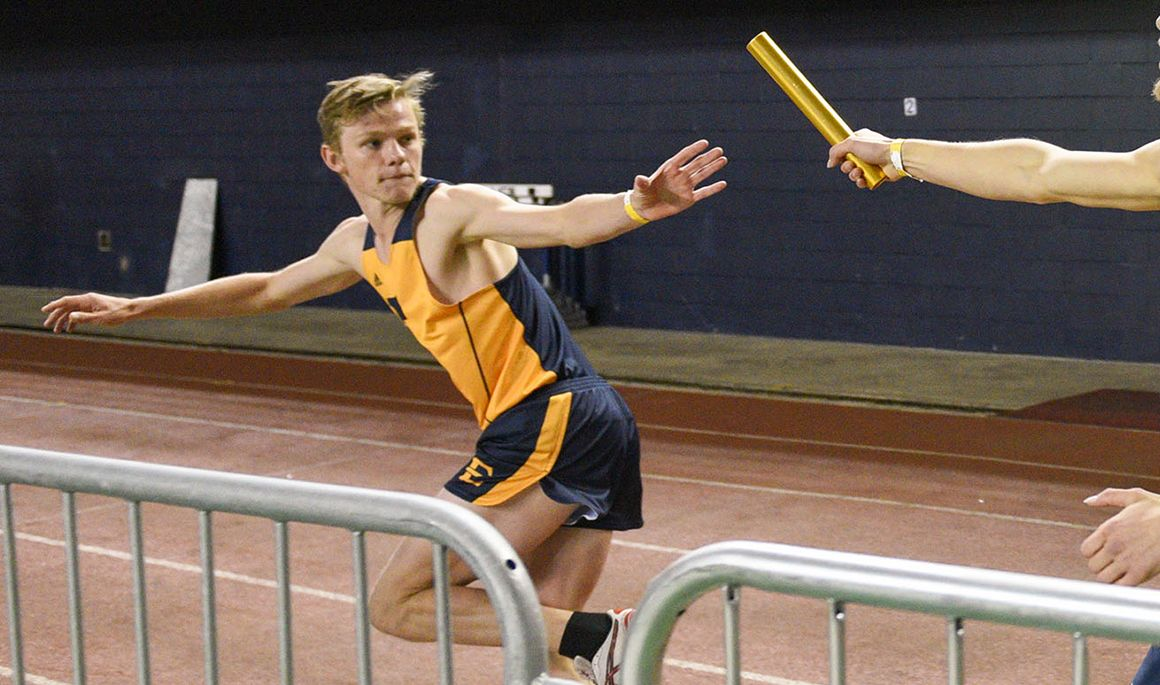 Track and field wraps up split squad weekend