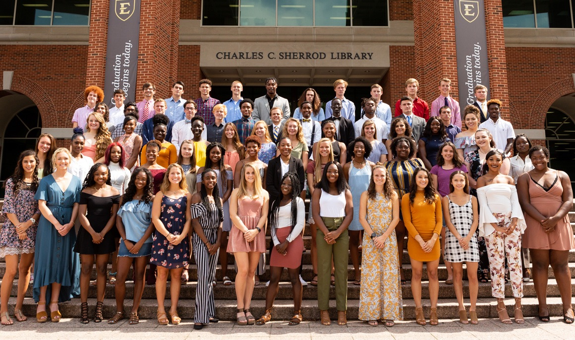 ETSU Men's and Women's Track & Field Teams Earn USTFCCCA Academic Honors