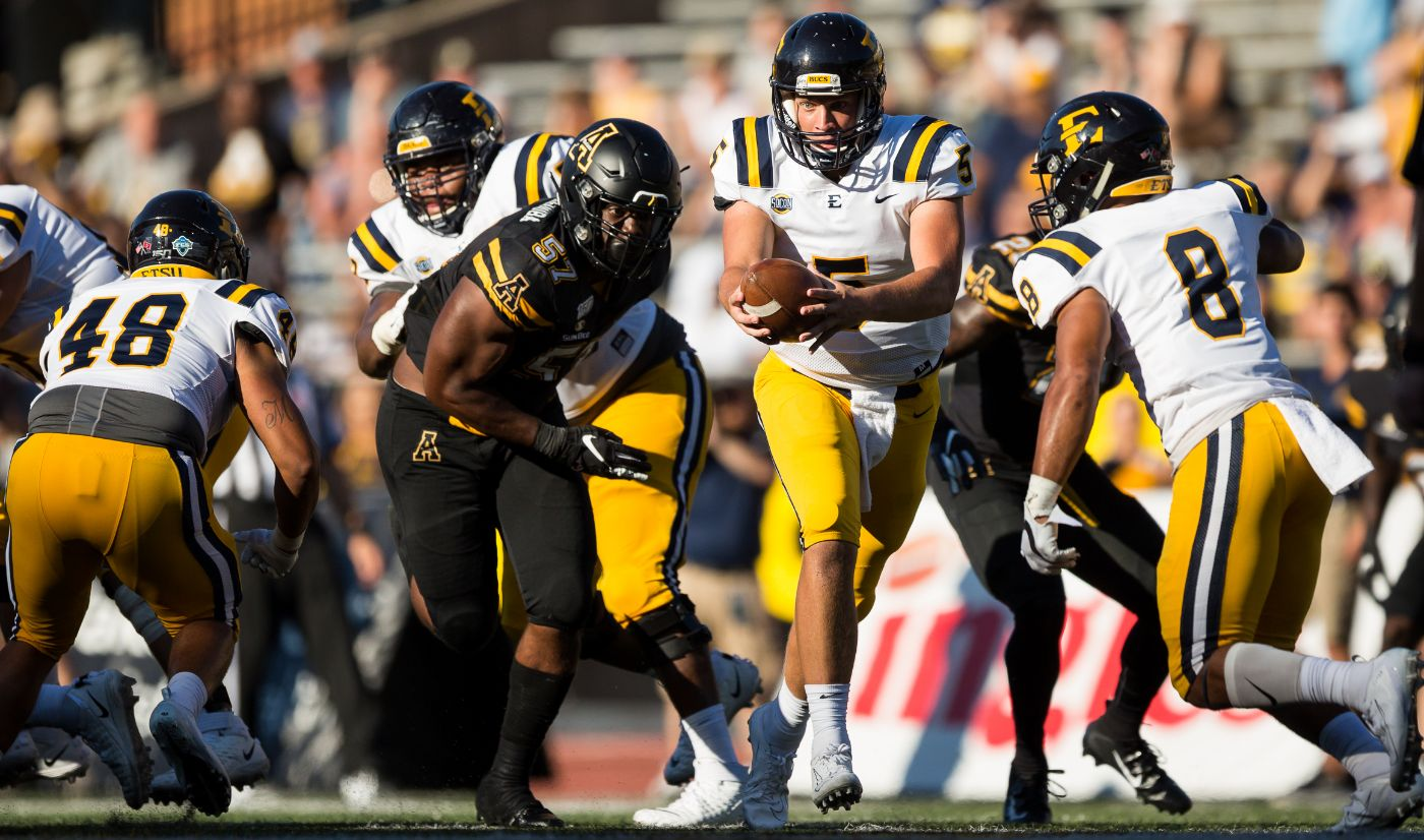Bucs Slip in First Trip to Boone Since 2003