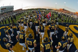 ETSU Announces Five Future Opponents