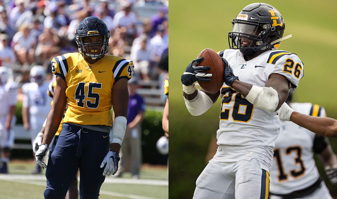 Buccaneer Duo Earns STATS FCS All-American Honors