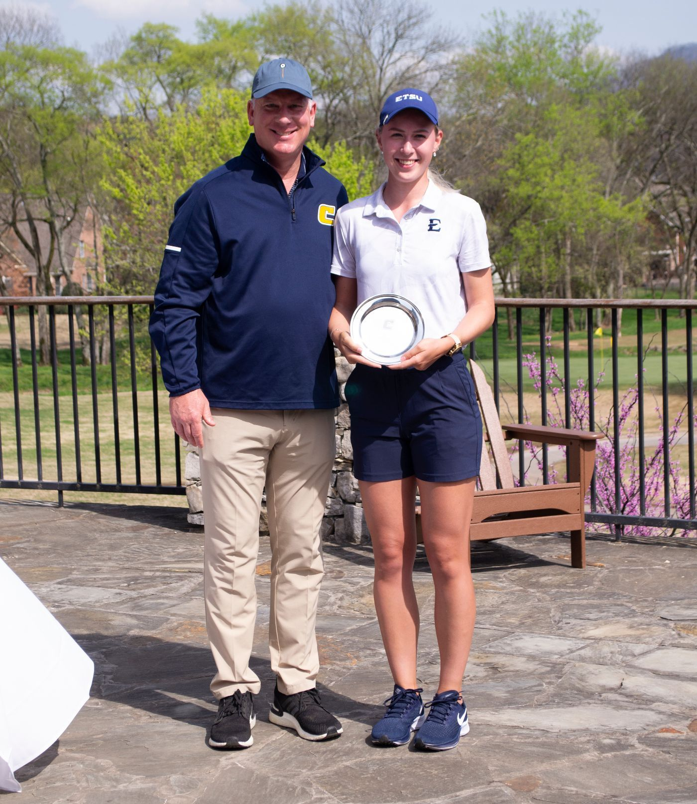 Tereza Melecka won her fourth collegiate tournament. (Photo: Abby Walker/GoMocs.com)