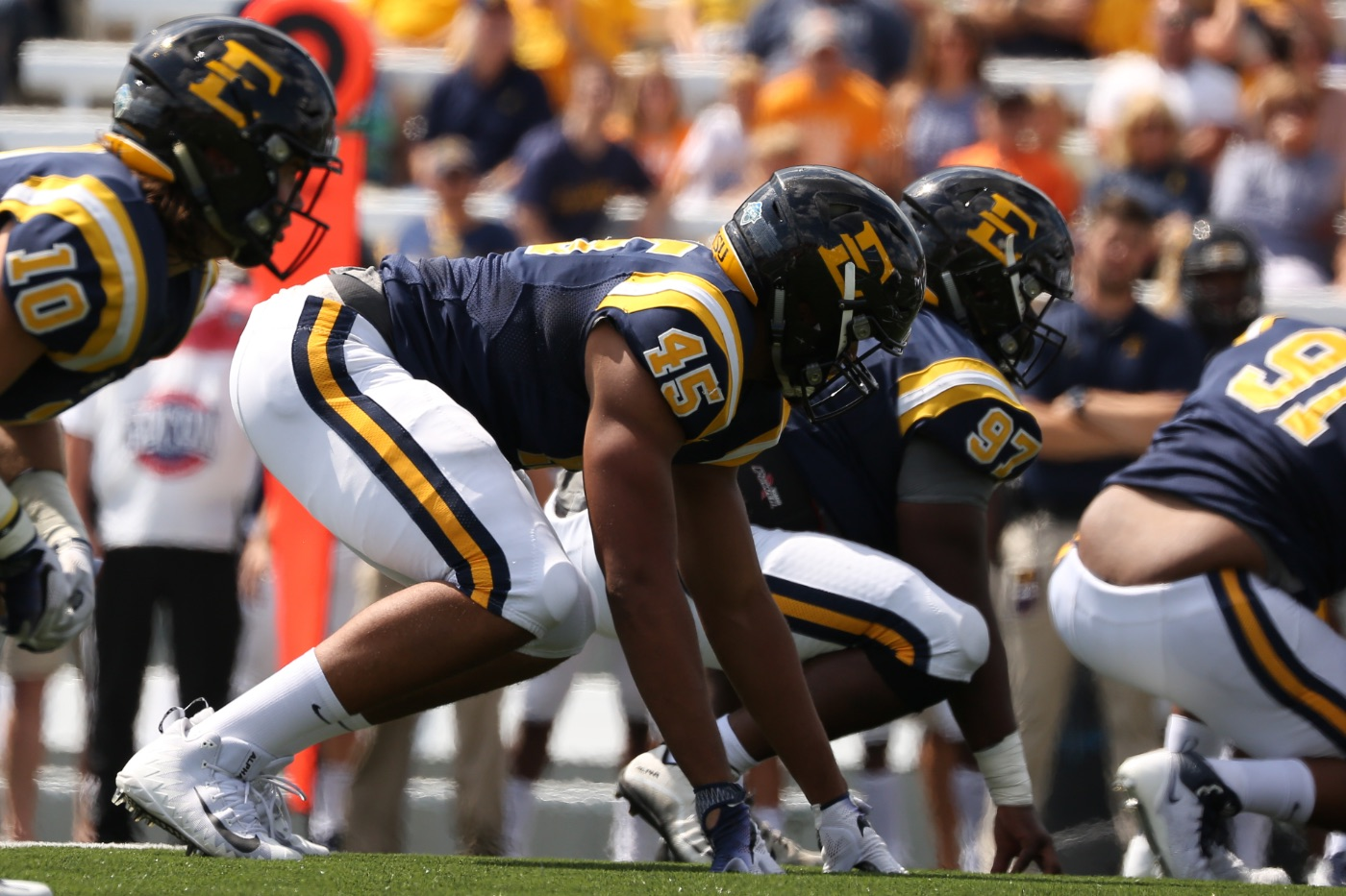 Fan bus for ETSU vs. UT football game now available