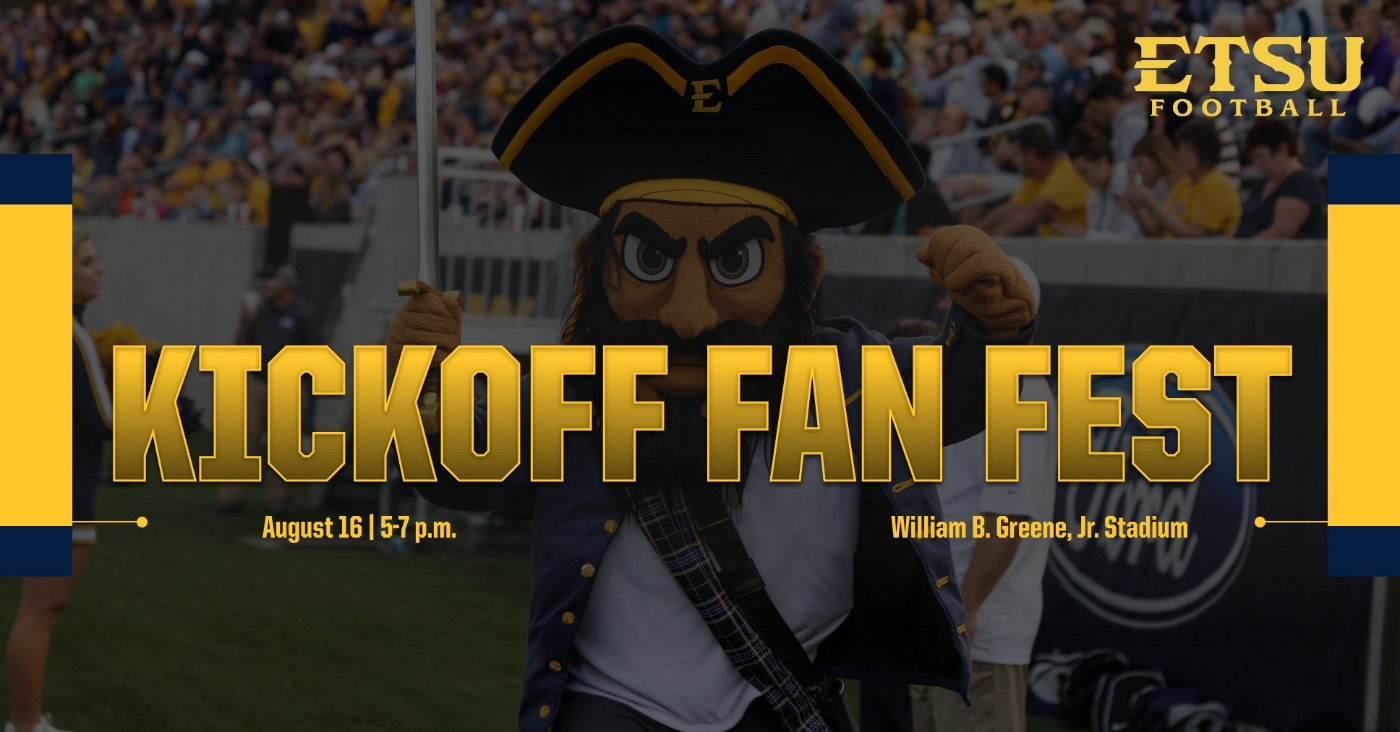 Kickoff Fan Fest scheduled for Aug. 16