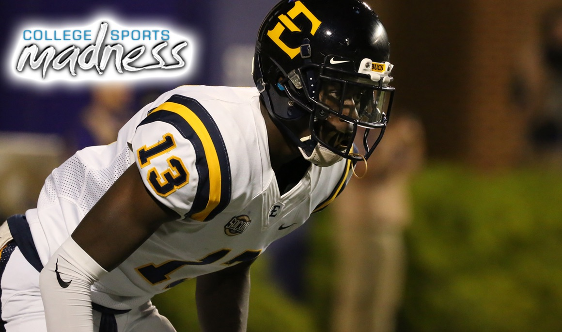 Lewis named College Sports Madness SoCon Defensive Player of the Week