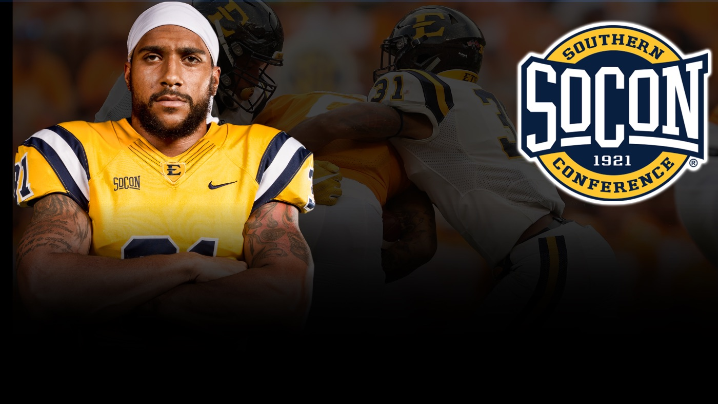 Folks tabbed SoCon Defensive Player of the Week