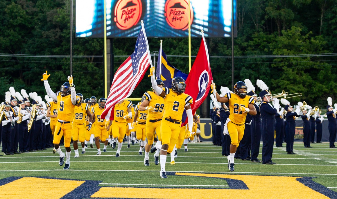 Bucs Ready to Defend Home Turf