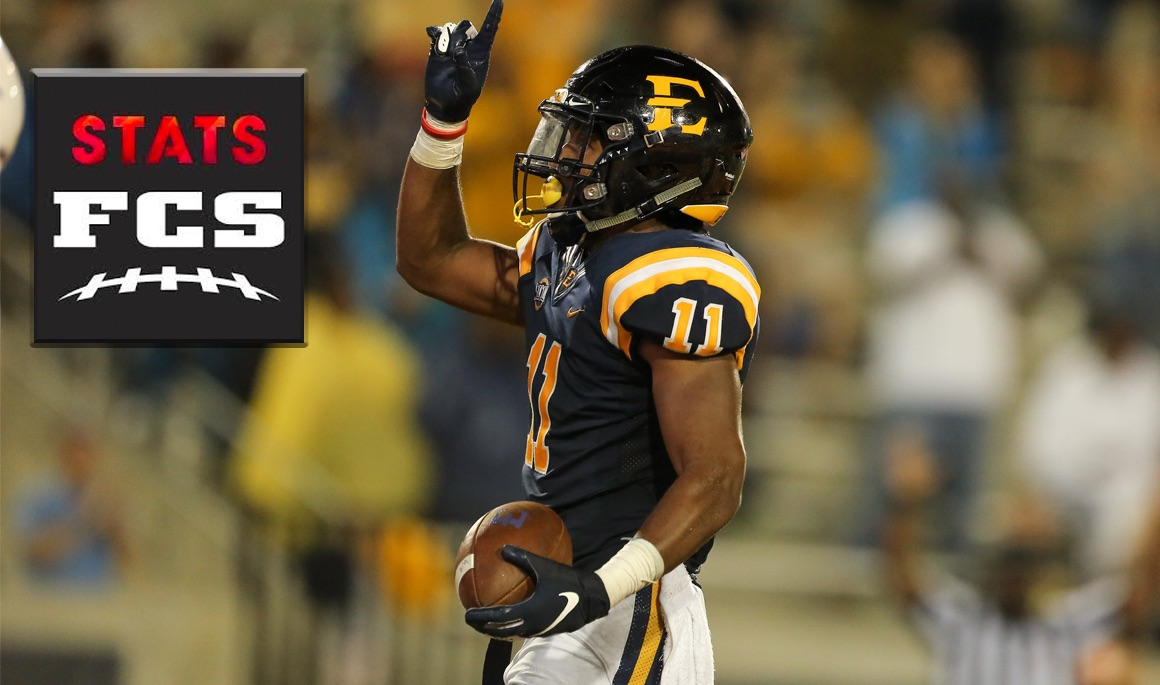 Holmes tabbed STATS FCS Freshman of the Week; Bucs receiving votes in Top 25