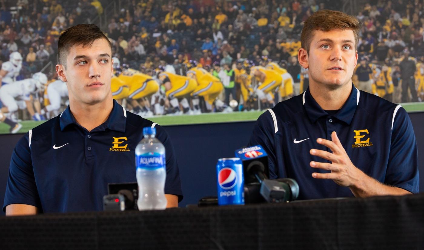 Football Press Conference -- Gardner-Webb