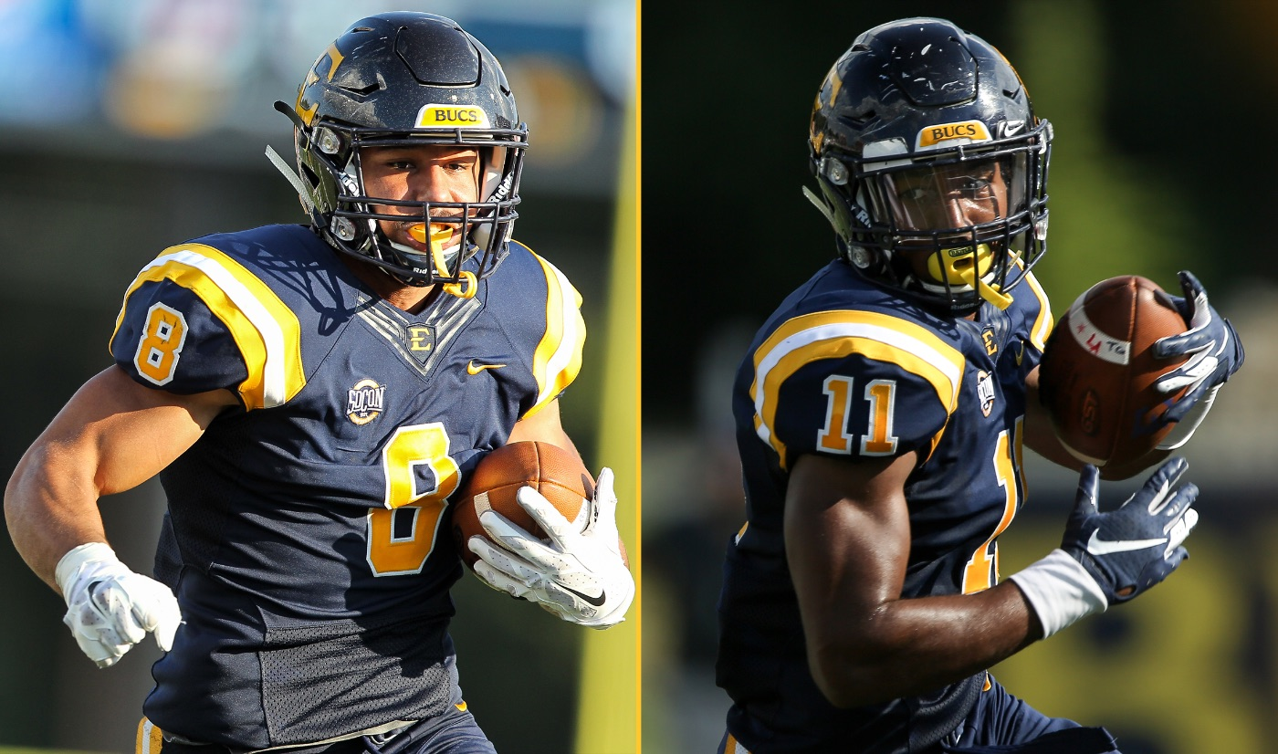 Bucs take historic 45-0 Homecoming win over G-W