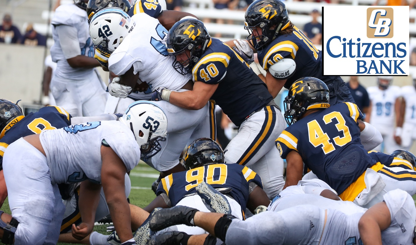 Top Five Things to Know for ETSU at The Citadel