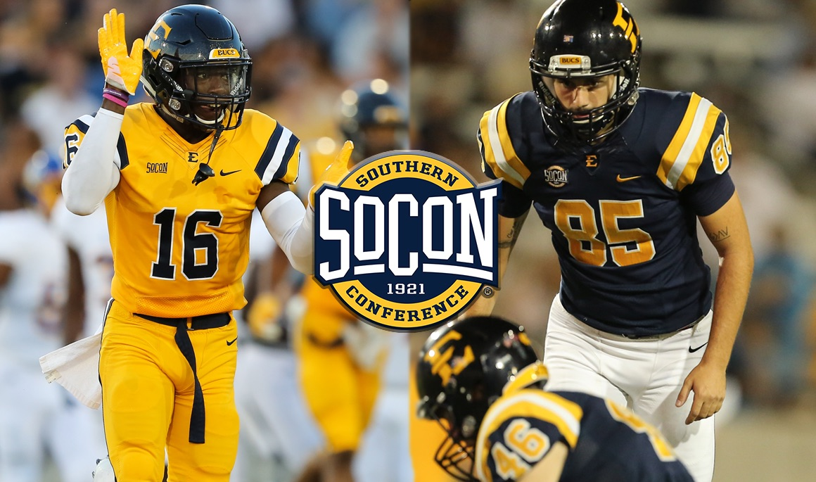 Robinson, Jerman earn SoCon weekly honors; Robinson tabbed STATS FCS National Defensive Player of the Week