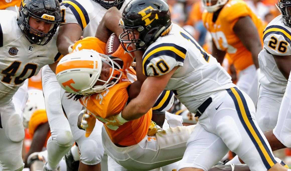 ETSU Football Feature Story From HERO Sports