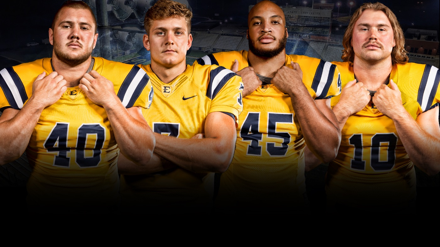 Football announces team captains for remainder of season