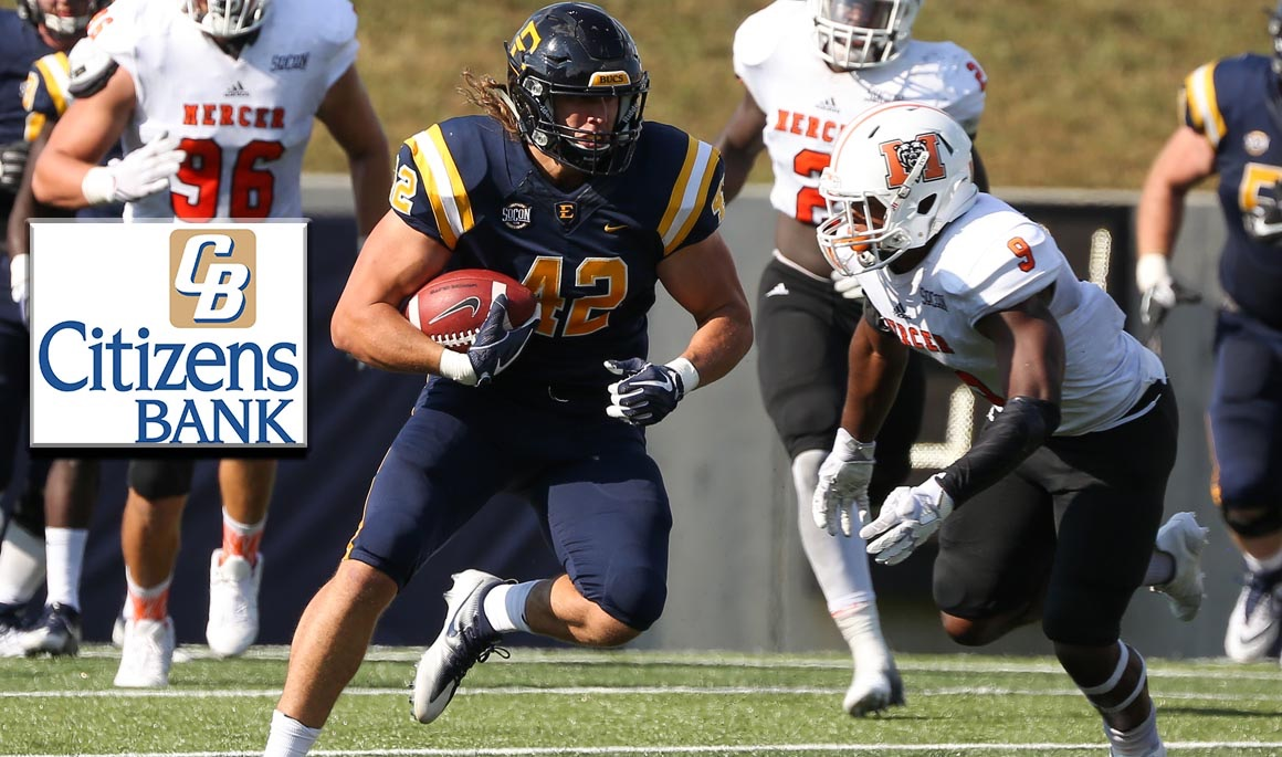 Top Five Things to Know for ETSU at Mercer