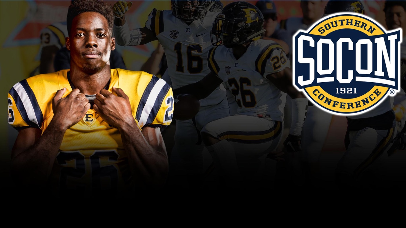 Smith named SoCon Defensive Player of the Week