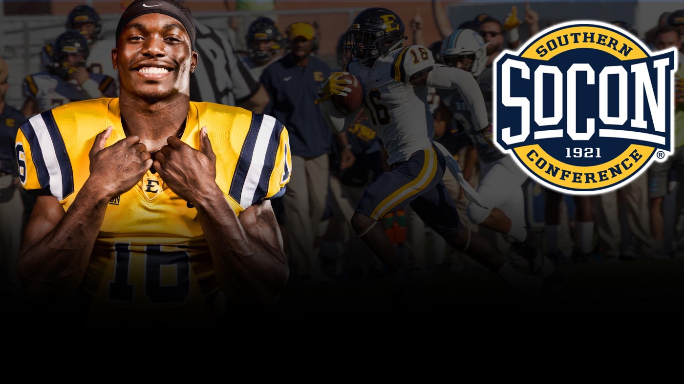 Robinson receives SoCon Defensive Player of the Month honor