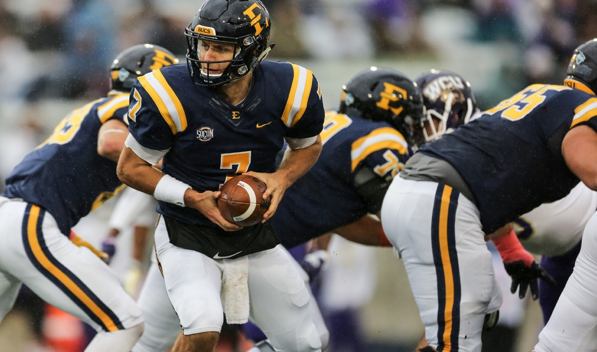 ETSU remains ranked for sixth straight week in major polls