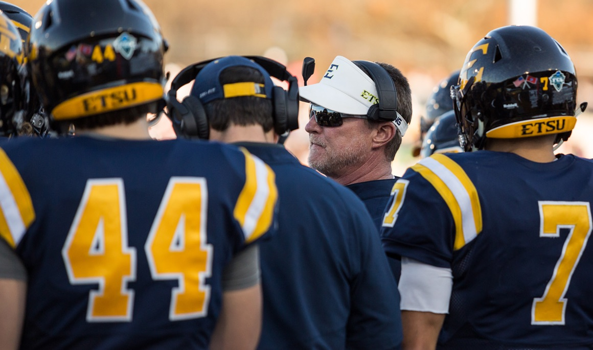 ETSU to face Jacksonville State in first round of FCS Playoffs