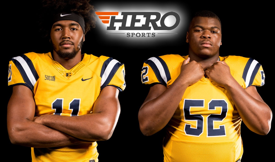 Holmes, Shorts receive HERO Sports Freshman All-American honors