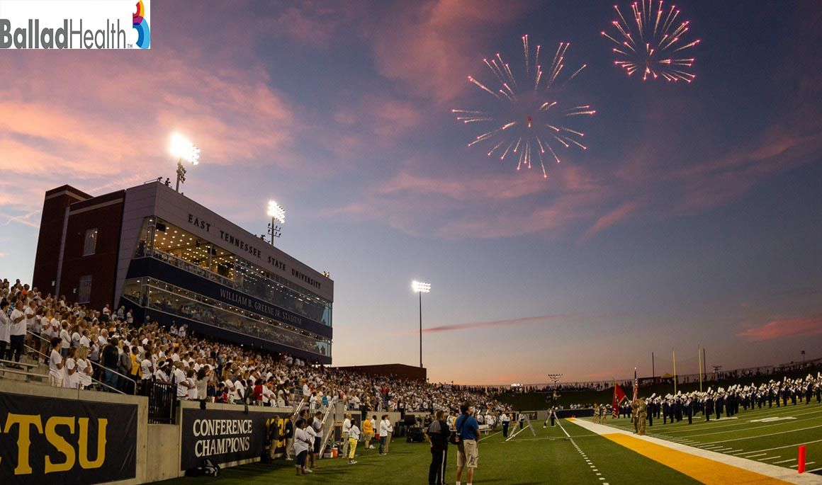 Bucs to Hold Ballad Health Blue-Gold Spring Game on Saturday