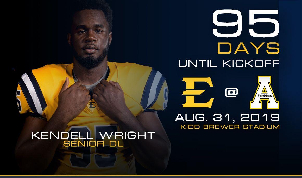 Countdown to Kickoff: 95 Days