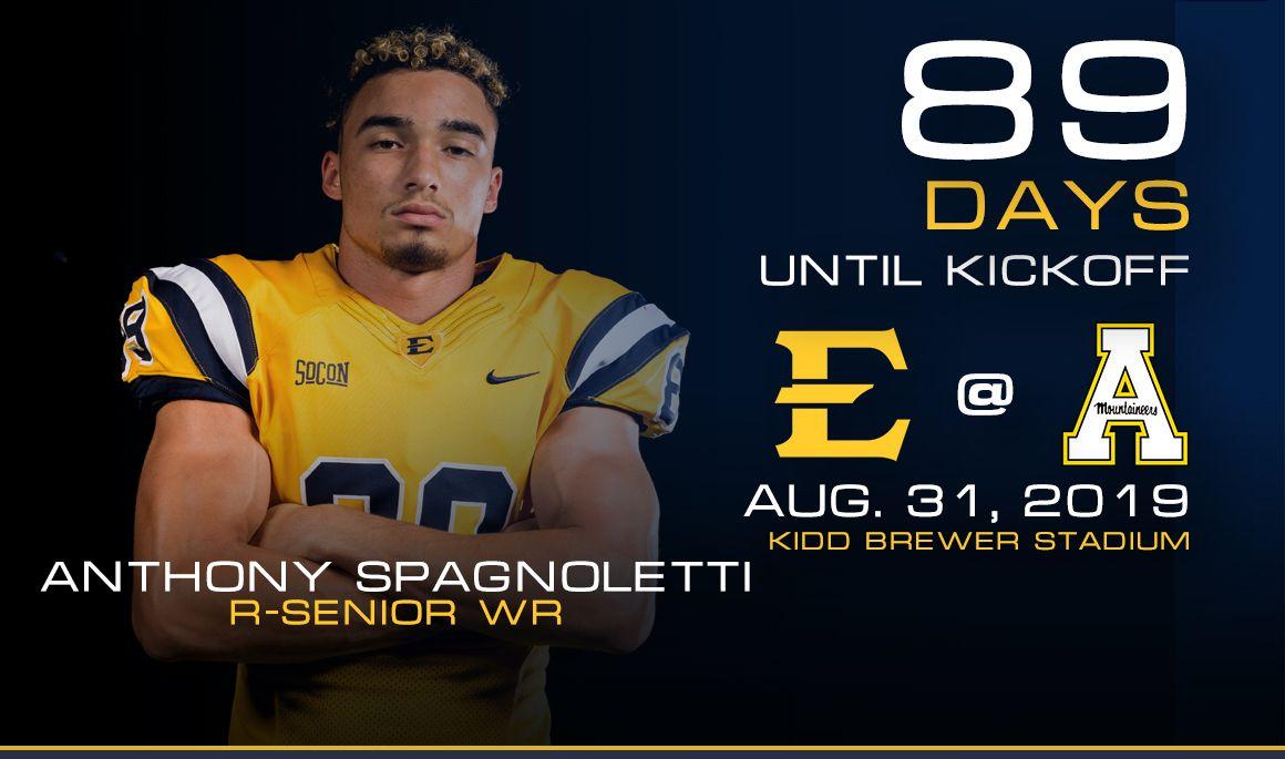 Countdown to Kickoff: 89 Days