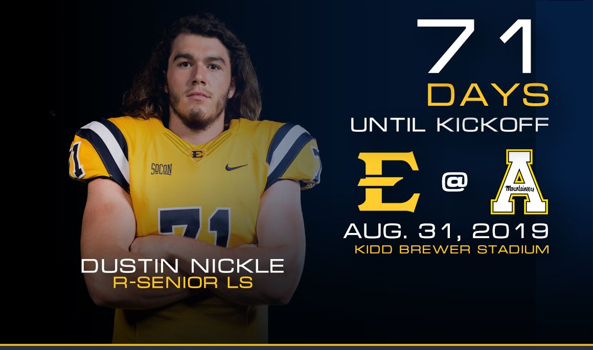 Countdown to Kickoff: 71 Days