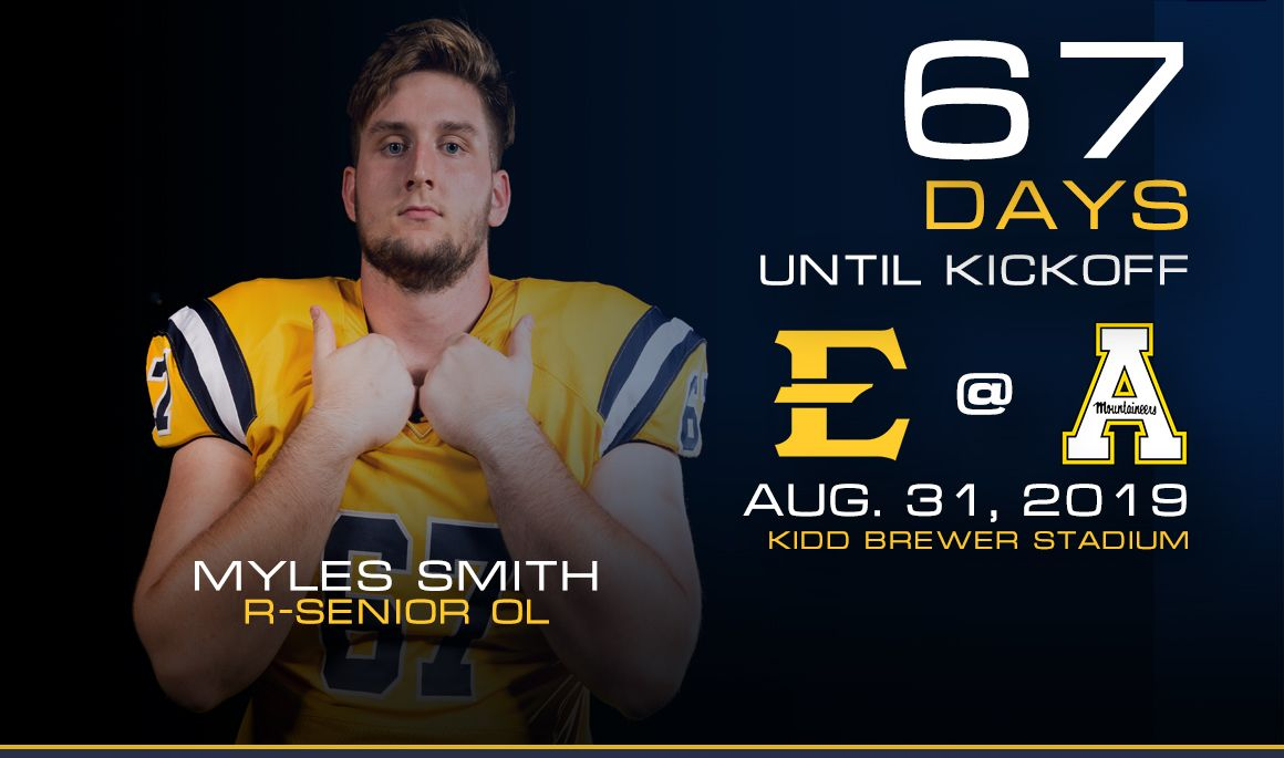 Countdown to Kickoff: 67 Days