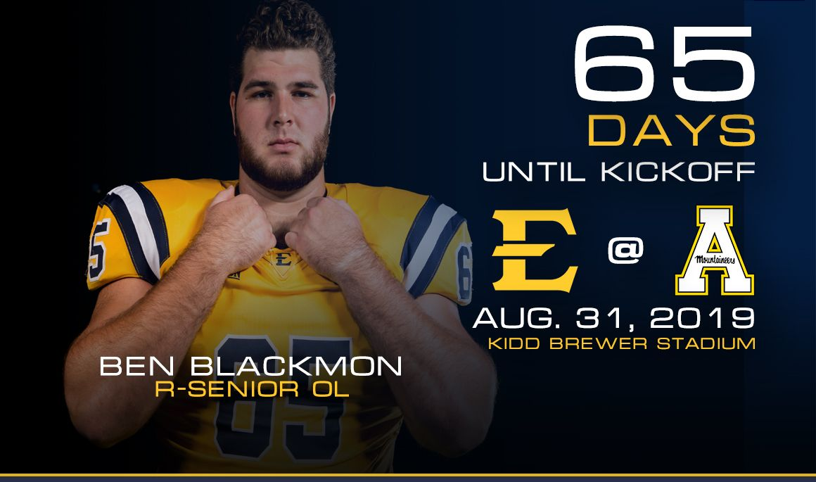 Countdown to Kickoff: 65 Days