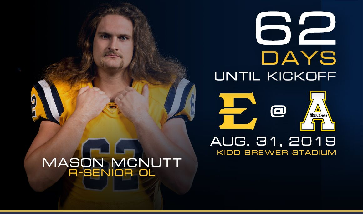 Countdown to Kickoff: 62 Days