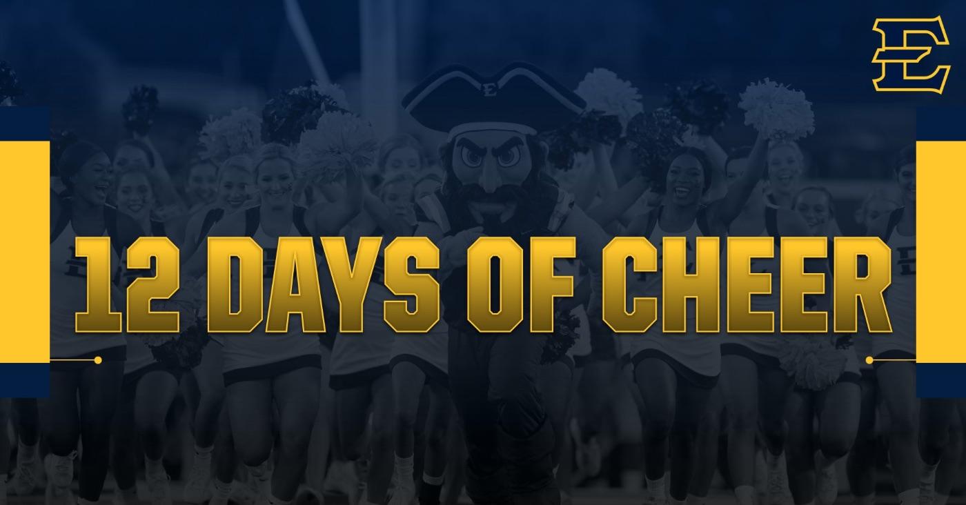 12 Days of Cheer!