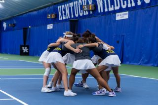 Women's Tennis Concludes February Road Trip at Charlotte