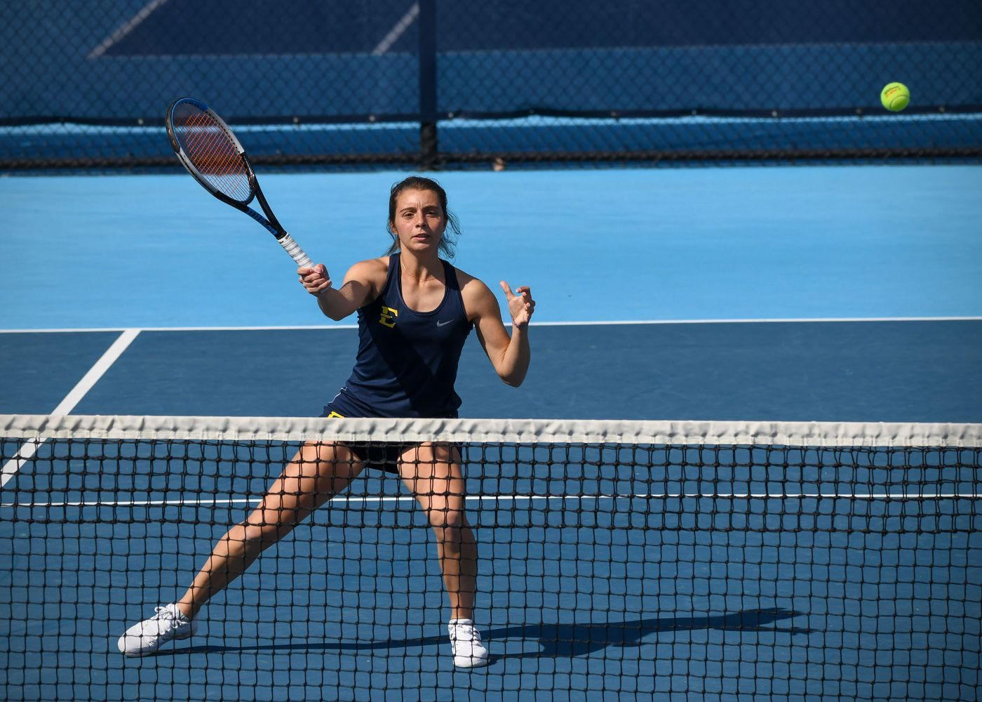 Multiple Three-Set Singles Wins Lead to ETSU's Victory over South Florida