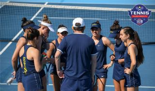 Women's Tennis Gears up for SoCon Tournament