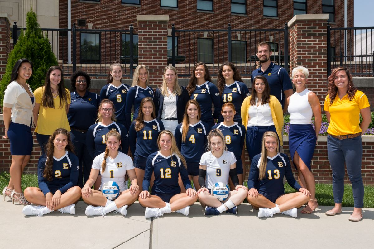 Volleyball Roster Official Site Of East Tennessee State Athletics