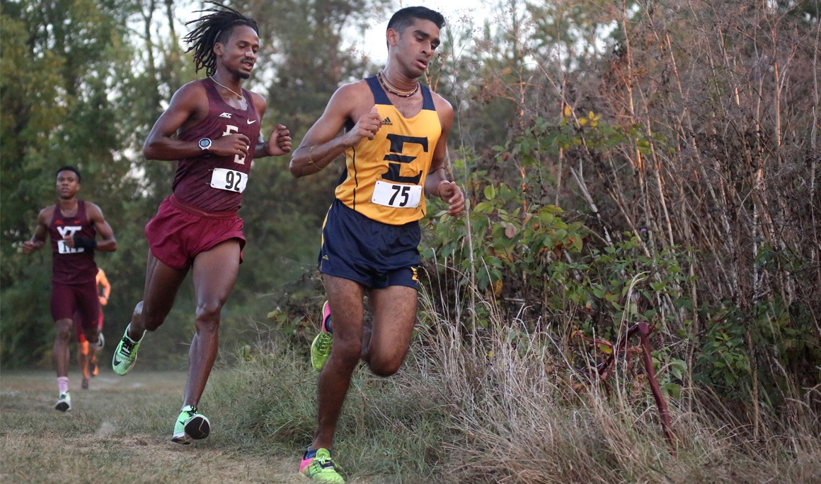 Varghese paces Bucs at Pre-National Invitational