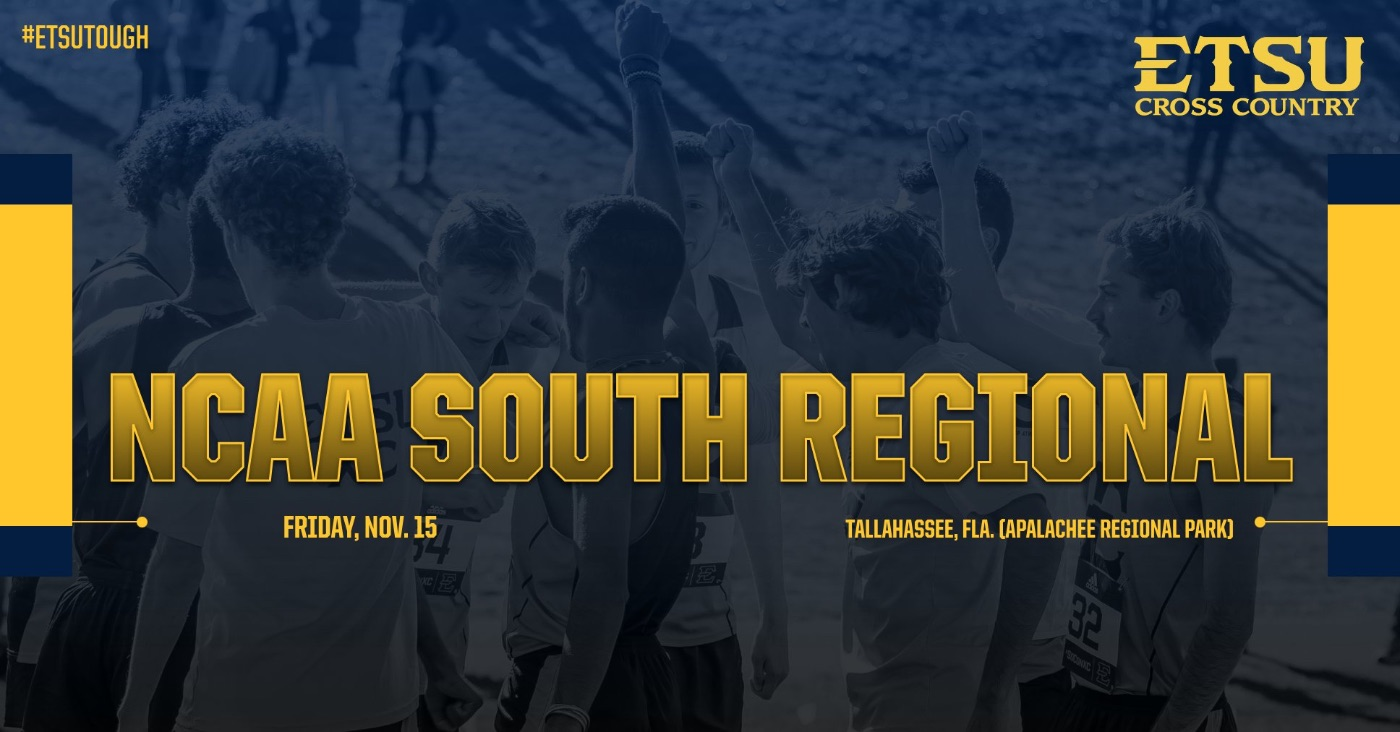 ETSU cross country set to run in NCAA South Regional on Friday