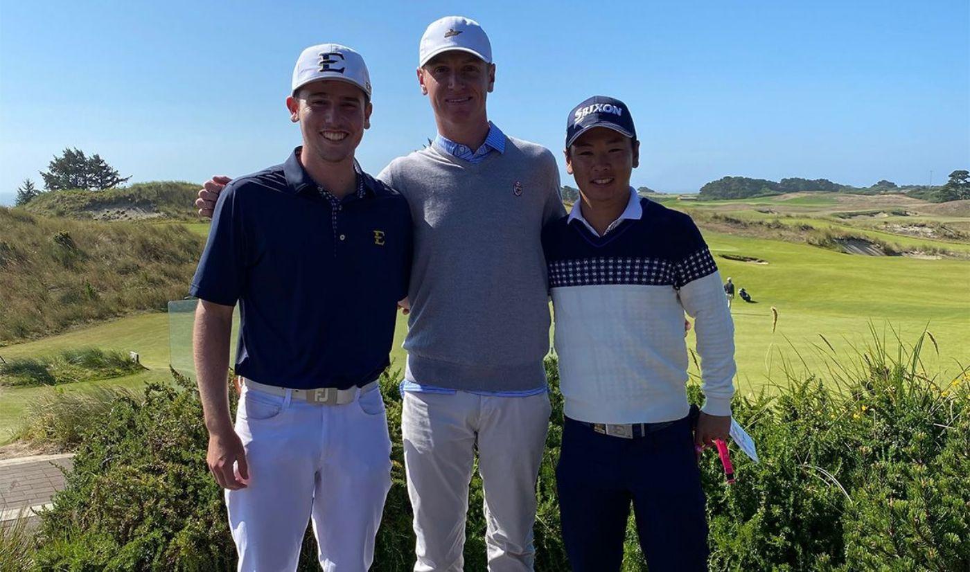 Buccaneer Trio Conclude Play at U.S. Amateur