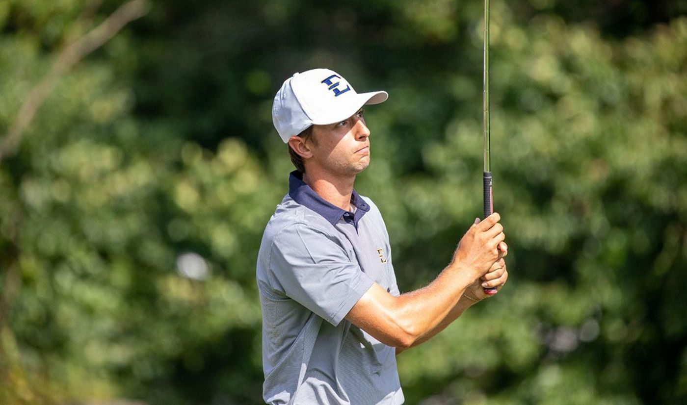 ETSU men's golf completes second round play at Old Waverly Collegiate