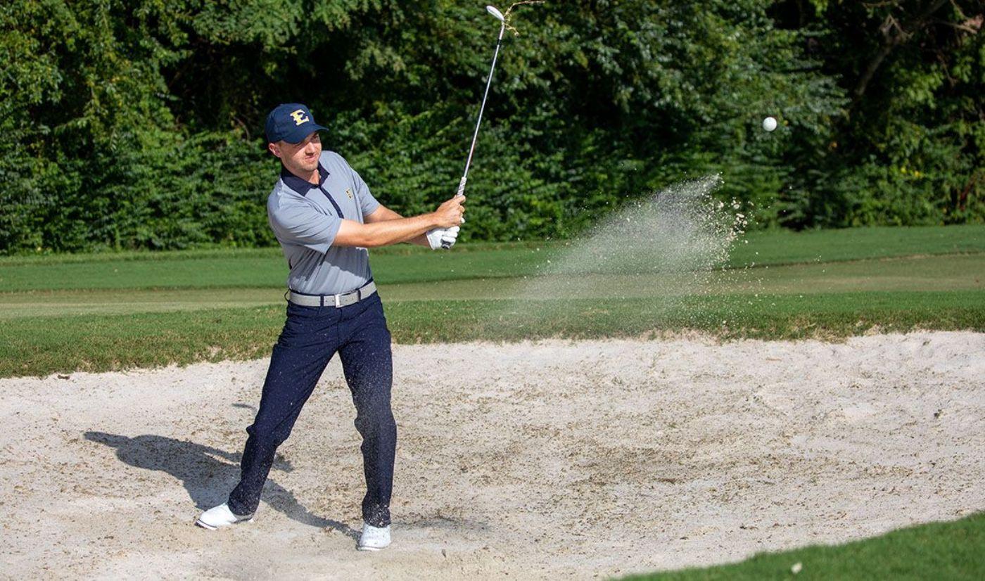 Hulbert paces Bucs in opening round of Schenkel Invitational