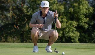 Davies Claims SoCon Men's Golfer of the Week